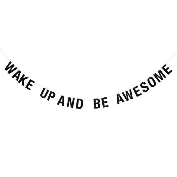 Slinger Bloomingville | Wake up and be awesome